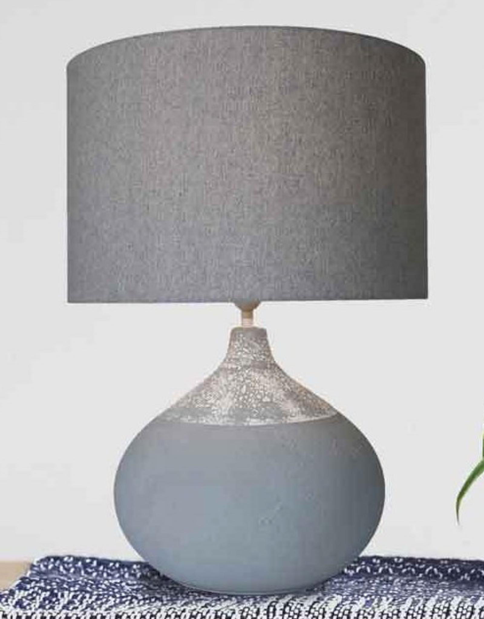 """Lampe en céramique 12.5"""""""