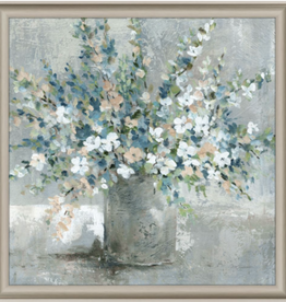 """Toile """"Gathered From the Farm"""" 30x30"""