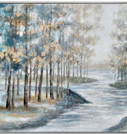"""Toile """"Enchanted Forest"""" 28x56"""""""