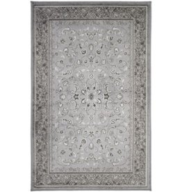 Tapis Art Silk Sarook Gray 2' X 4'