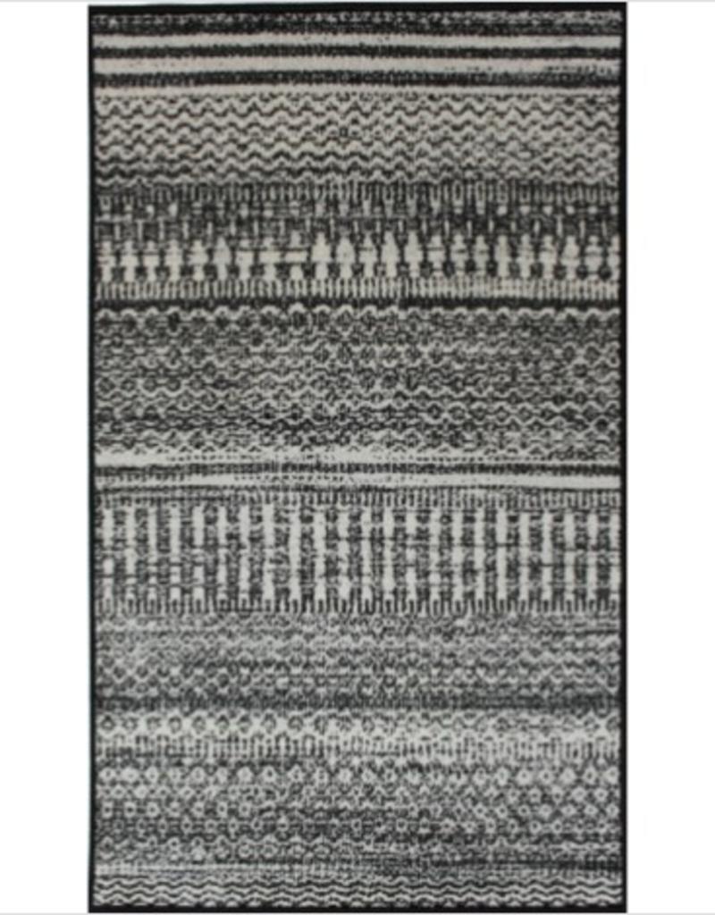 Tapis antique gray 2' X 4'