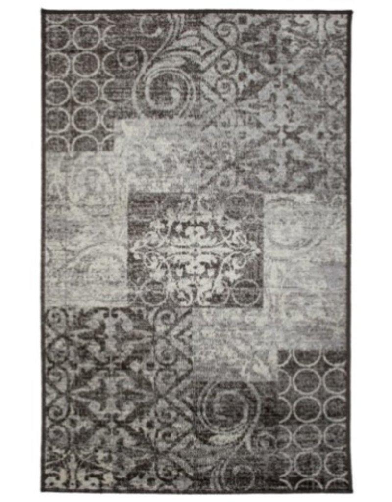 Tapis faded gray 2' X 4'
