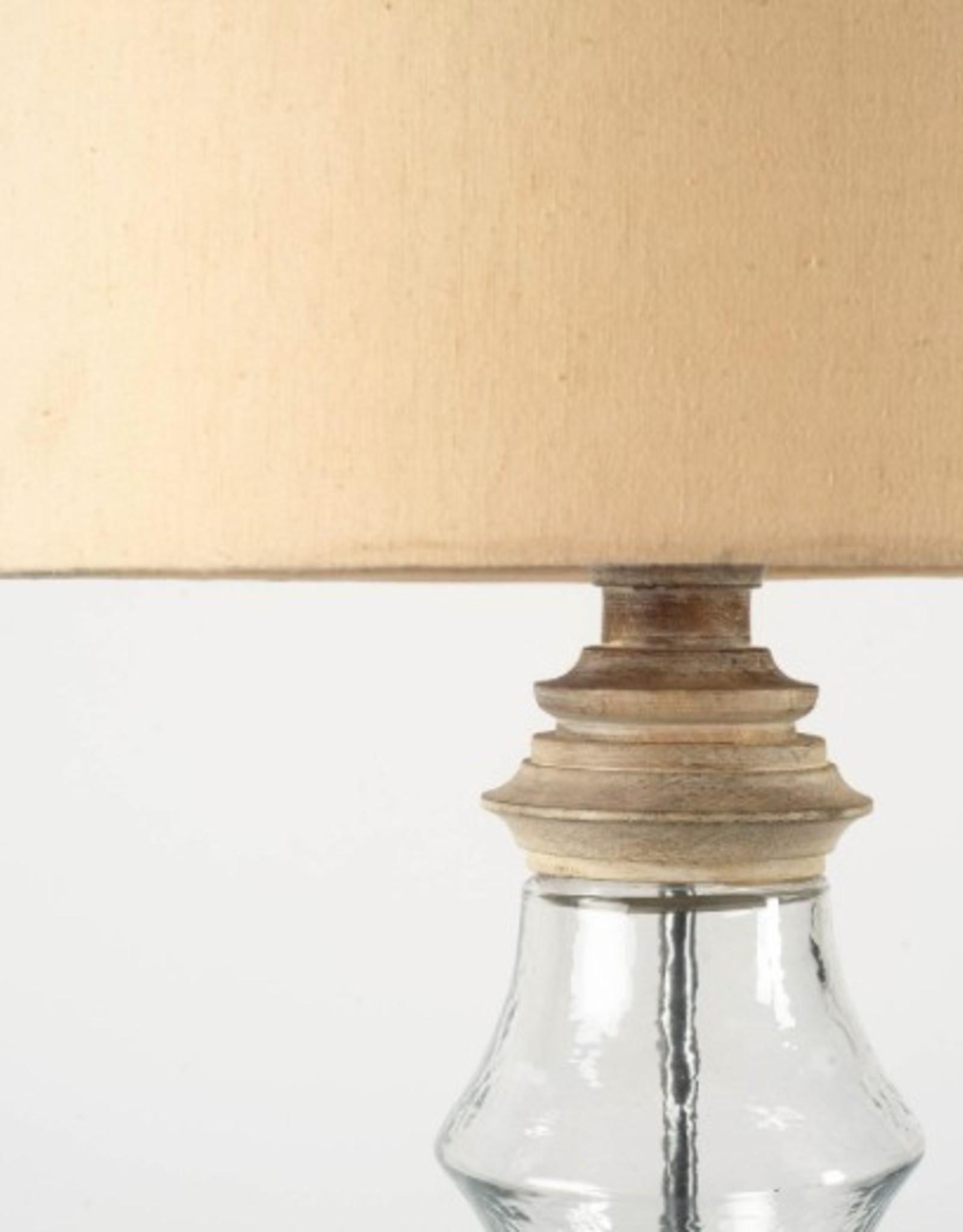 """Lampe sur pied Draco 15""""L X 58""""H"""
