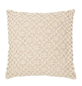 "Coussin Lace 18"" X 18"""