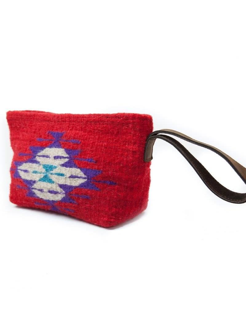MZ Fair Trade Mariposa Wristlet Clutch