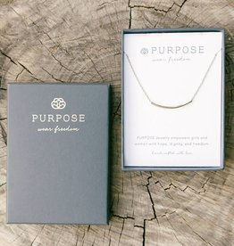 Purpose Jewelry Kana Necklace