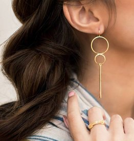 Purpose Jewelry Costa Earrings
