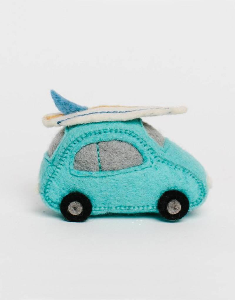 Craftspring Catch a Wave Car Ornament