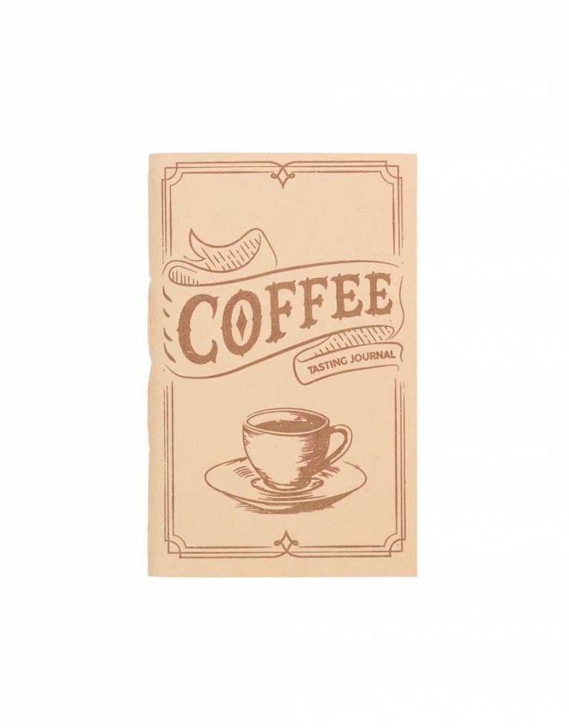 Matr Boomie Coffee Tasting Pocket Journal