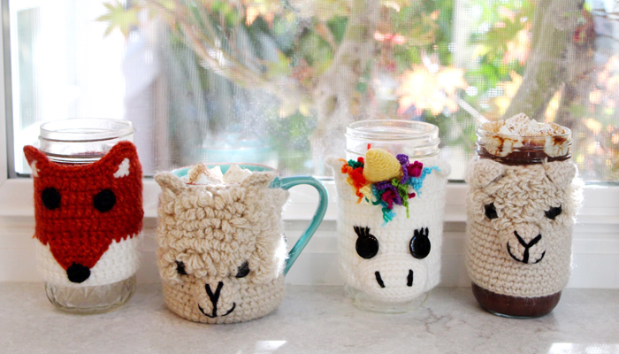fair trade cup cozies