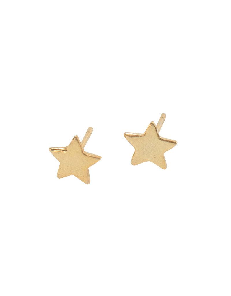 Asha Handicrafts Star Earrings