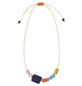 Global Mamas Kalahari Rainbow Necklace