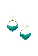 Matr Boomie Jaladhi Mermaid Earrings