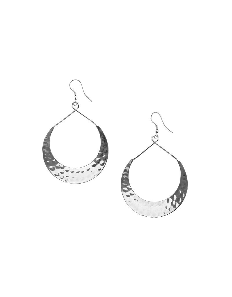 Matr Boomie Lunar Crescent Earrings