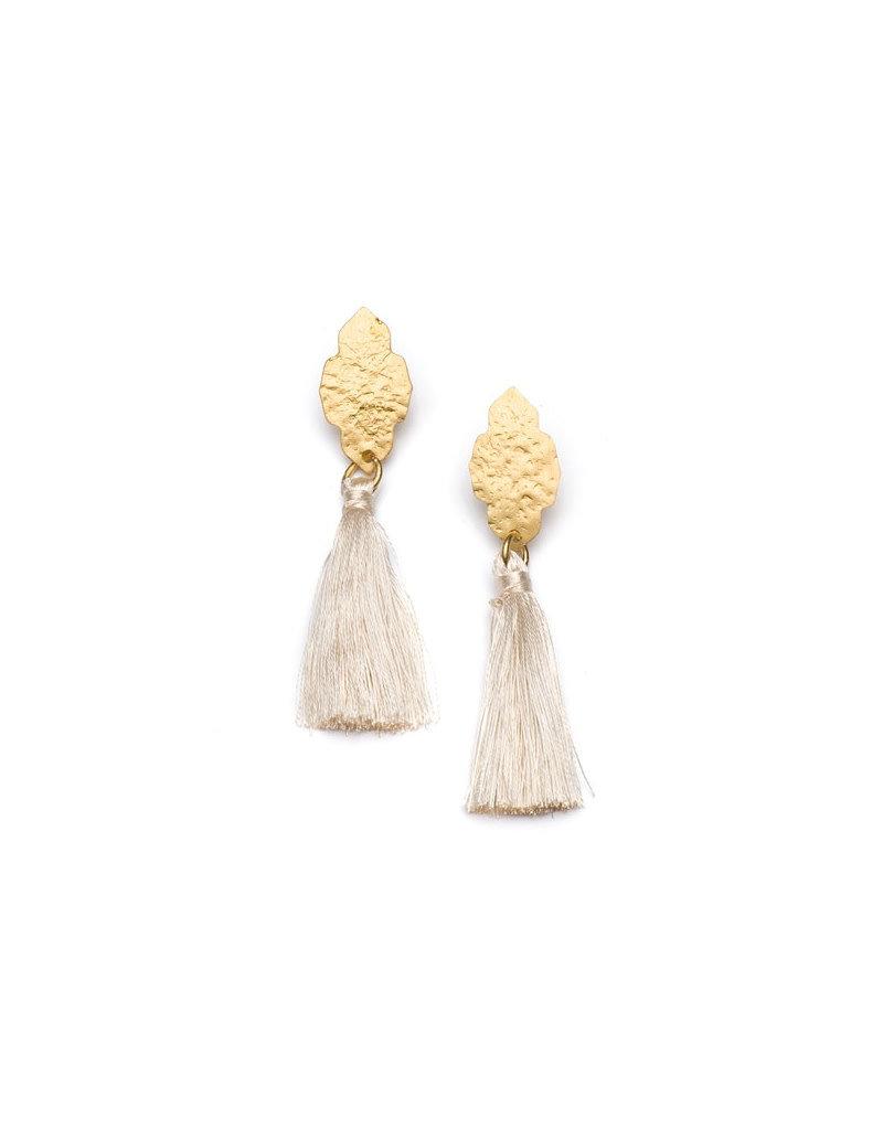 Matr Boomie Nihira Tassel Earrings