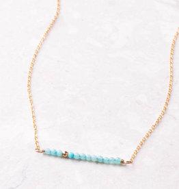 Starfish Project Elliot Bead Bar Necklace