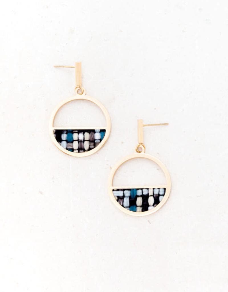 Starfish Project Helen Woven Earrings