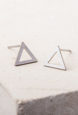 Starfish Project Ellen Triangle Earrings