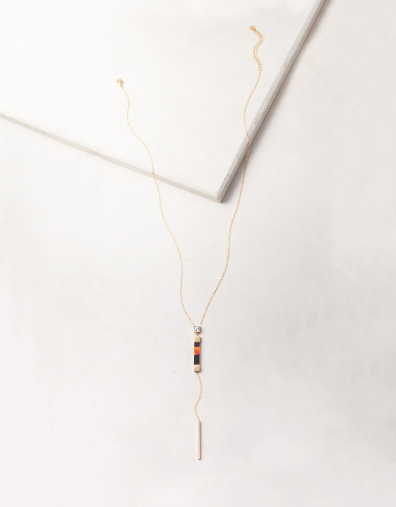 Starfish Project Aria Resin Necklace