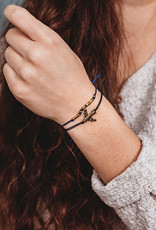 Airplane Charm Bracelet