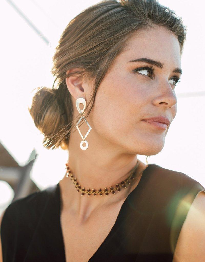 Purpose Jewelry Juniper Earrings
