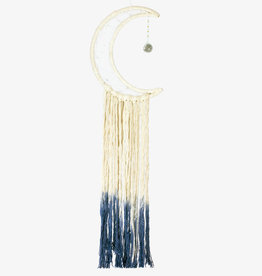 dZi Blue Moon Dreamcatcher