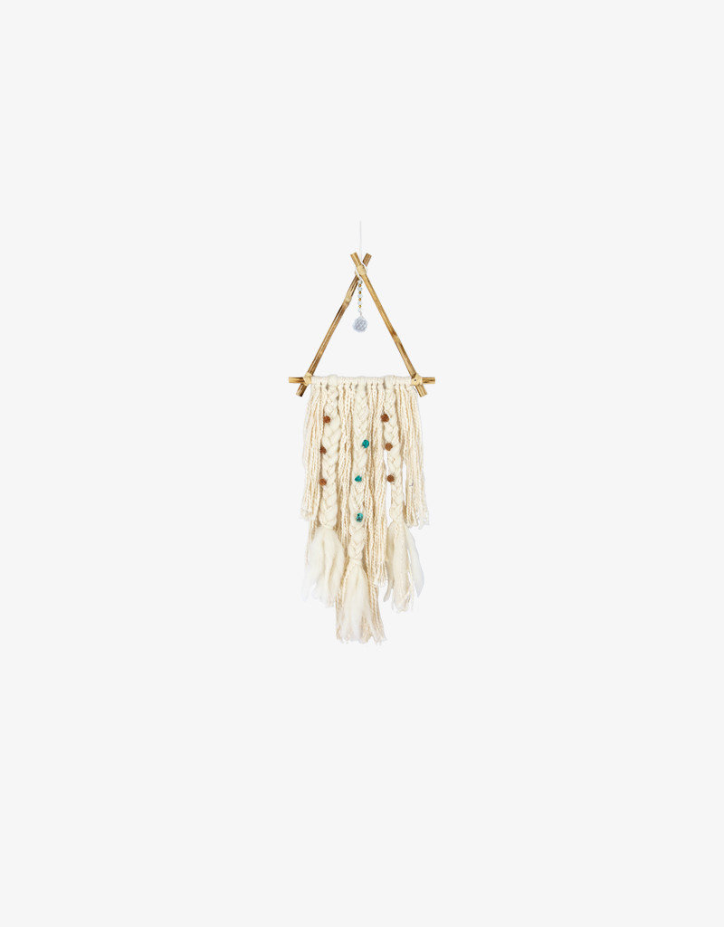 dZi Little TeePee Dreamcatcher