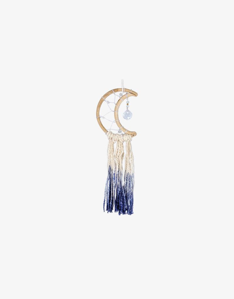 dZi Little Blue Moon Dreamcatcher