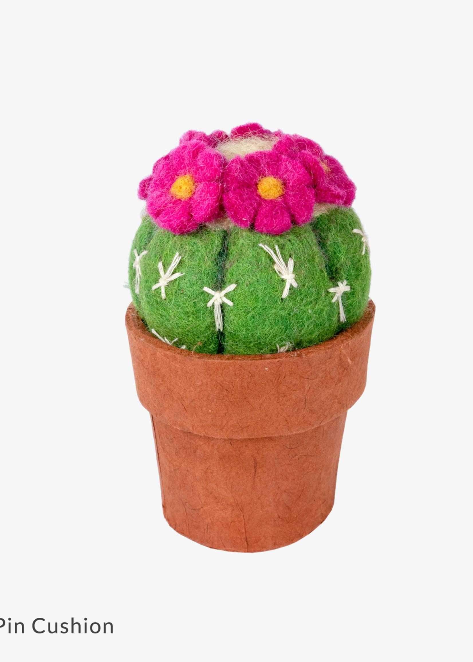 dZi Felt Cactus