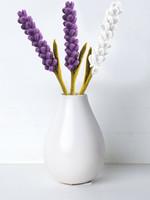 Global Goods Partners Felt Lavender Flower