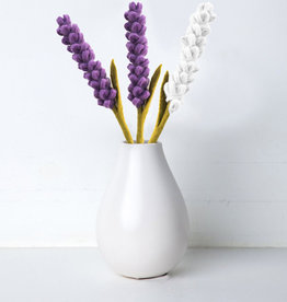 Global Goods Partners Felt Lavender Flower