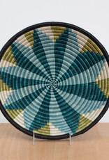 Kazi Large Dusk Blue Virunga Basket