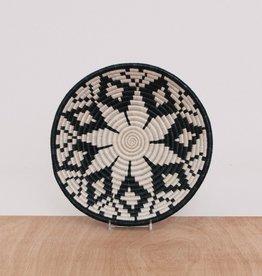 Kazi Medium Black Maua Basket