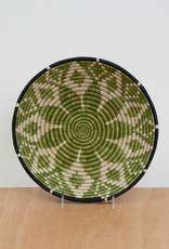Kazi Medium Pastel Green Maua Basket