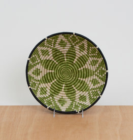 Kazi Medium Pastel Green Maua Basket