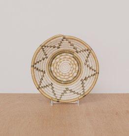 Kazi Small Soft Gold Thousand Hills Basket