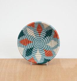 Kazi Small Dusk Blue + Melon Jani Basket