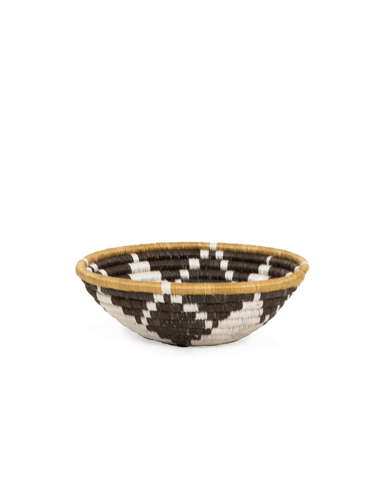 Kazi Small Cocoa Brown Hope Basket
