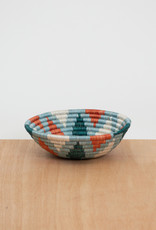 Kazi Small Dusk Blue + Melon Jani Basket