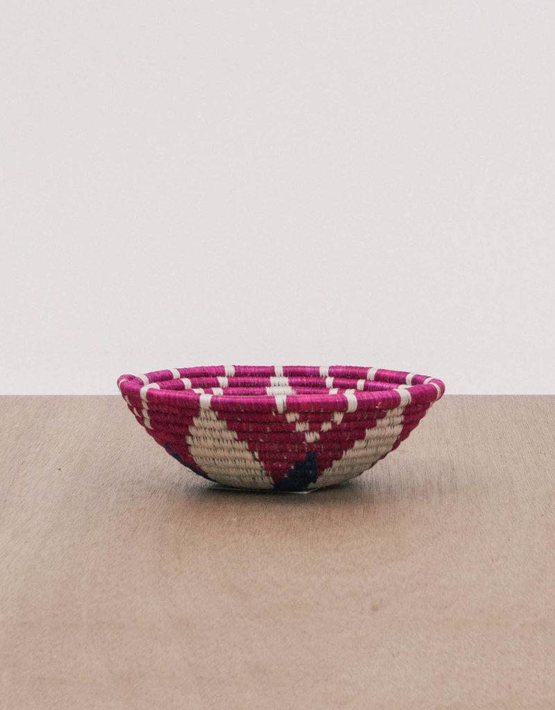 Kazi Small Vivid Viola Hope Basket