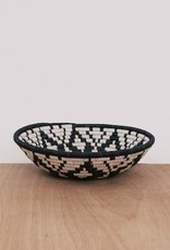 Kazi Medium Black Maua Basket