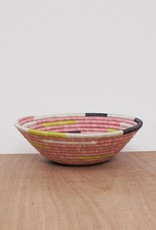 Kazi Medium Pale Blush Spiral Basket