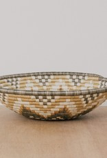 Kazi Large Gold Hope Basket