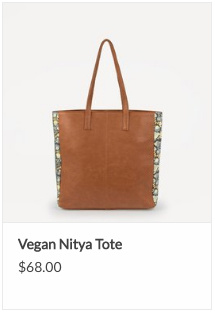Vegan Leather Bag
