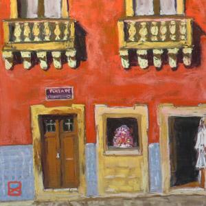 Susan Dunker Pastel Artwork