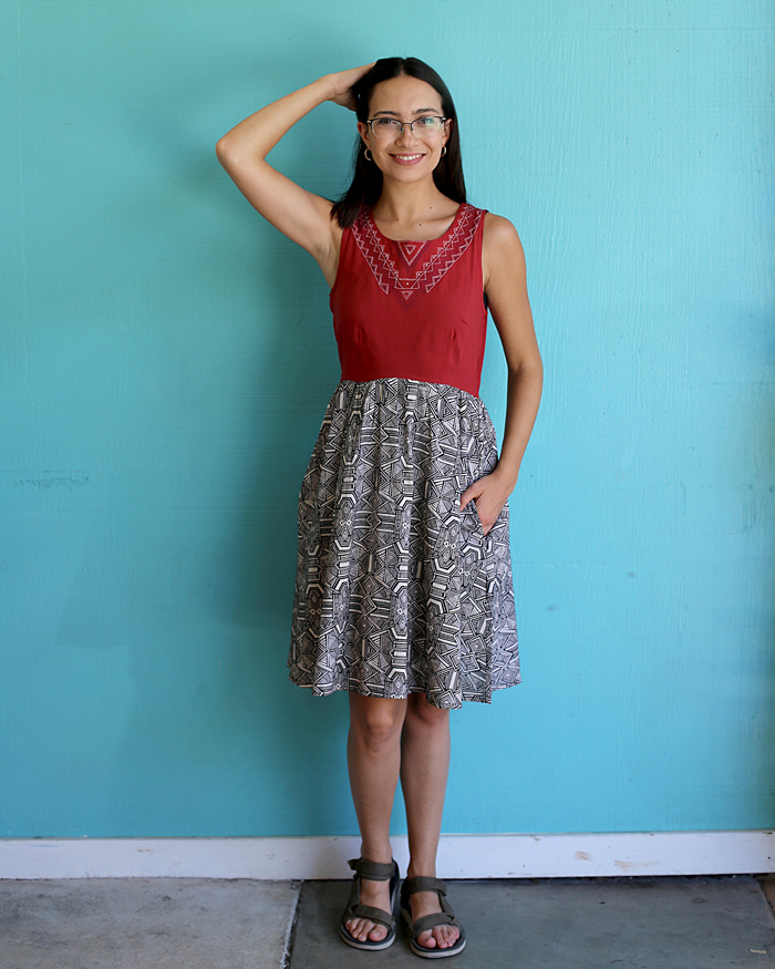 Fair Trade Dress from HumanKind in San Luis Obispo