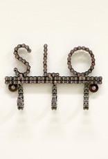 """SLO"" Bike Chain Hooks"