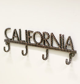 """California"" Bike Chain Hooks"