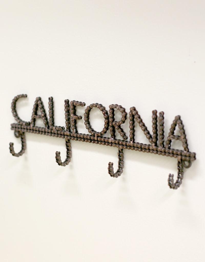 """""""California"""" Bike Chain Hooks"""