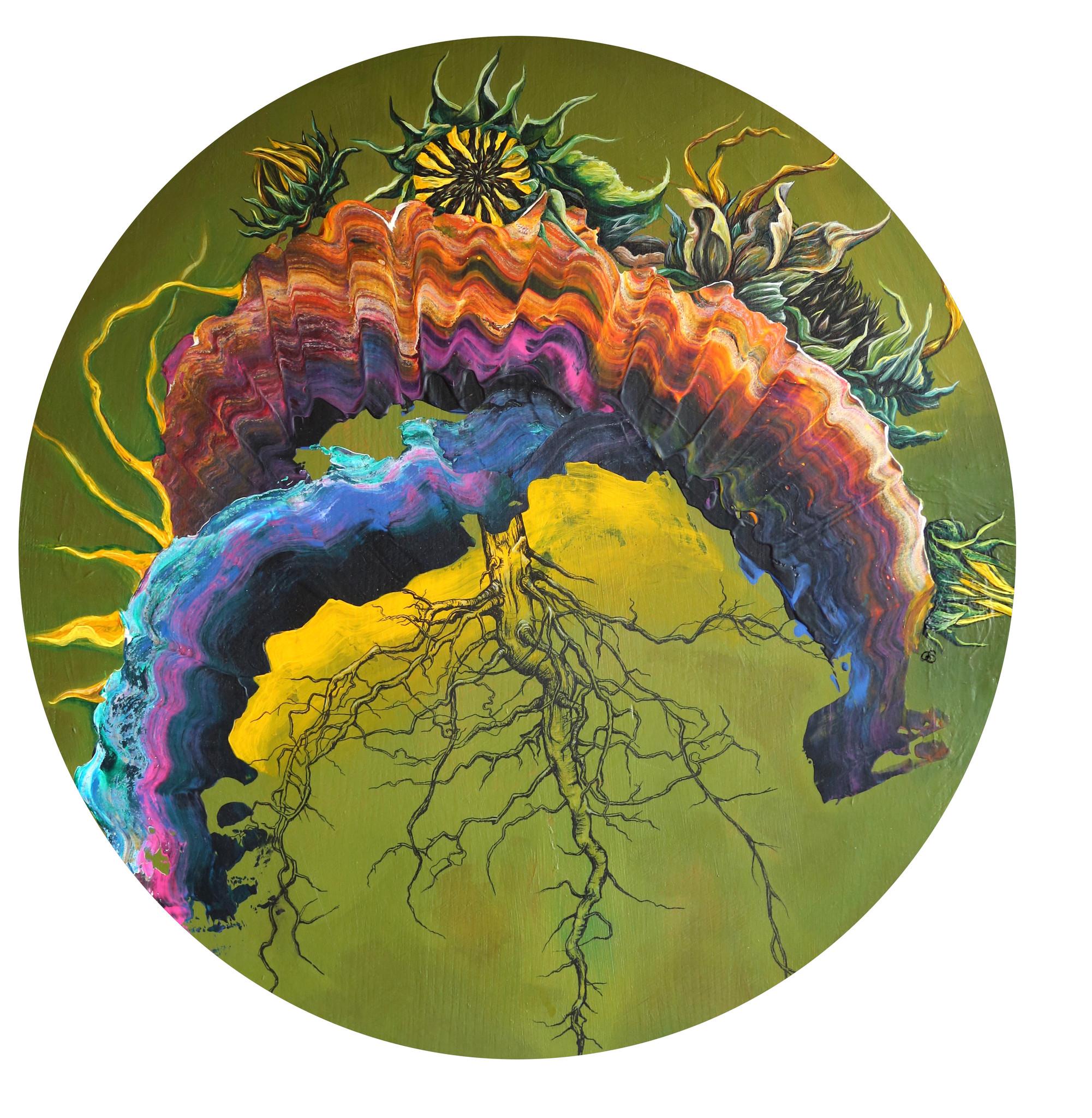 Oriana Sage Artwork